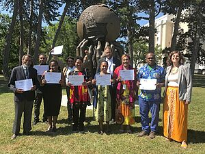 Photo: Training for Human Rights Defenders 2019