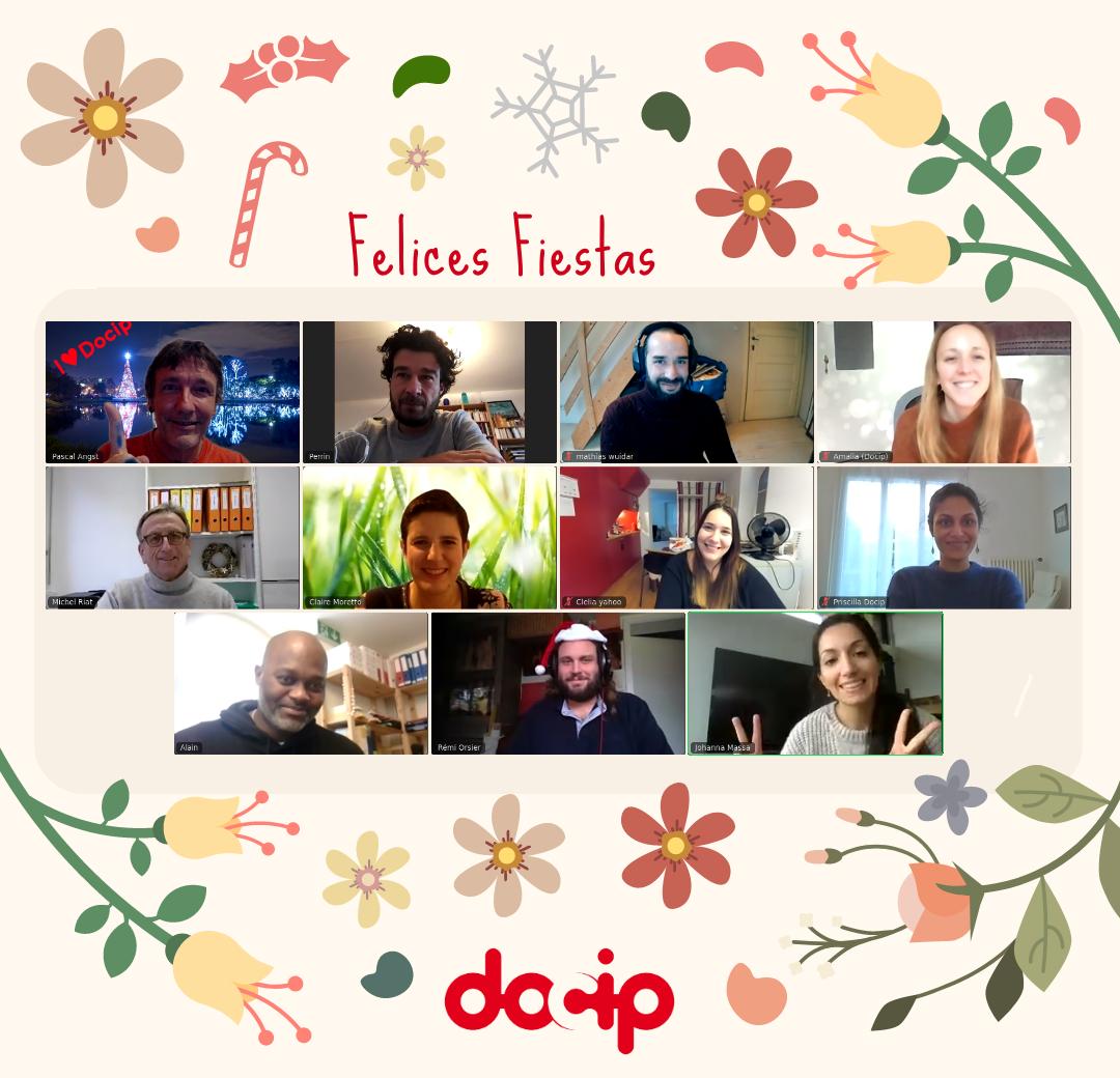 Imagen Felices Fiestas 2020