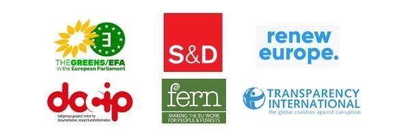 Logos des organisateurs et partenaires