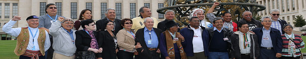 SymposiumsJeter les bases d'un bilan de 35 ans de promotion des droits humains des Peuples Autochtones en constituant des archives internationales et communautaires et en donnant aux jeunes les moyens de poursuivre ce travail de mémoire et ainsi d'assurer la durabilité du projet