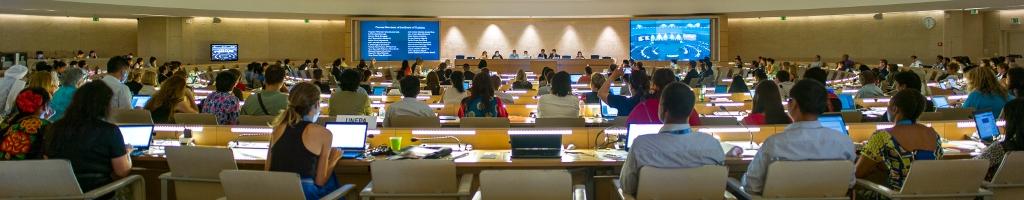 Права человекаВ основе лежит Декларация ООН о правах коренных народов