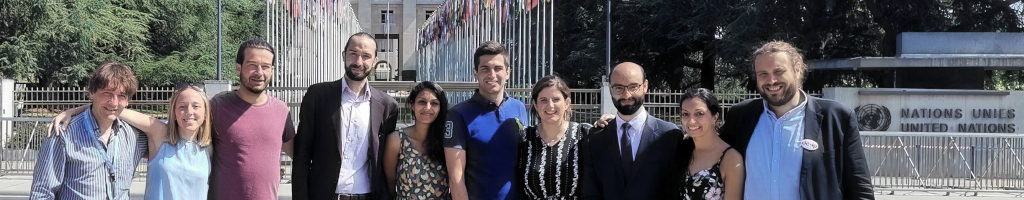 El personal de nuestra organizaciónLos miembros del Docip y de sus órganos de dirección